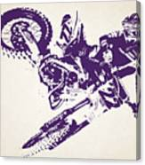 X Games Motocross 3 Canvas Print