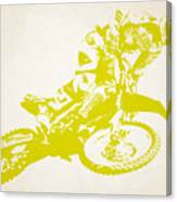 X Games Motocross 5 Canvas Print