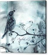 X-ray Vision I Canvas Print