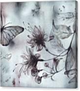 X-ray Vision II Canvas Print