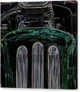 Hot Rod 3 Canvas Print