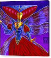 Xira Arien Canvas Print