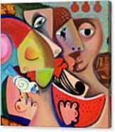 Xronia Polla Canvas Print