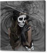 Who Will Want My Painful Soul 001 Canvas Print