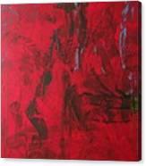 Xz67 Nebula Canvas Print