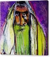 Yakov Canvas Print