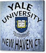 Yale University New Haven Ct.  Canvas Print