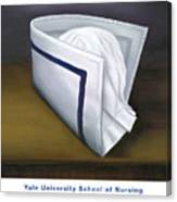 Yale University School Of Nursing Canvas Print