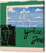 Yankee Joe 2 Canvas Print