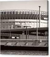 Yankee Stadium    1923  -  2008 Canvas Print