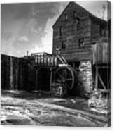 Yates Mill Canvas Print