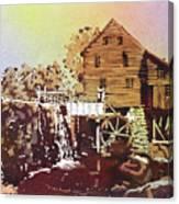 Yates Mill Park Canvas Print