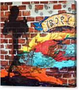 Ybor City Canvas Print