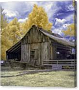Ye Old Stable Canvas Print