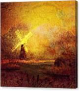 Ye Olde Mill Canvas Print