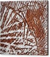 Yell - Tile Canvas Print