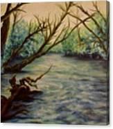 Yellow Breeches Creek Pennsylvania Canvas Print