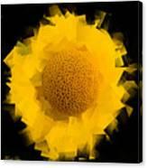 Yellow Hope Canvas Print