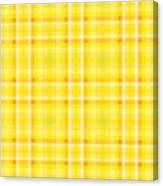 Yellow N.4 Canvas Print