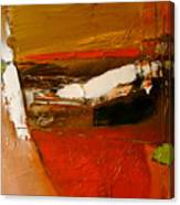 Yellow Ochre In A Rage Canvas Print