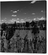 Yellowstone Canyon Canvas Print