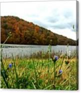 Yellowwood Lake, Southern Indiana Canvas Print