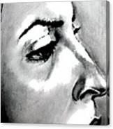 Yessica Canvas Print