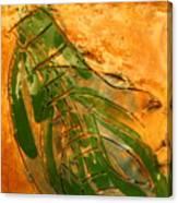 Yinka - Tile Canvas Print