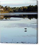 York River, Maine Canvas Print