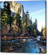 Yosemite Afternoon Canvas Print