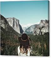Yosemite Awe Canvas Print