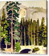 Yosemite II Canvas Print