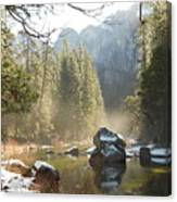Yosemite Spring Canvas Print