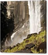Yosemite Valley, Yosemite National Canvas Print