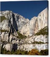 Yosemite View Canvas Print