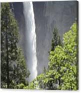 Yosemite Waterfall 2 Canvas Print