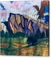 Yosemite Wildlife Canvas Print