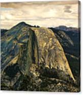 Yosemite X Canvas Print