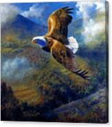 You Cannot Fly Like An Eagle With Wings Of A Wren Canvas Print