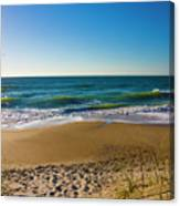 Your Beach Is Calling Canvas Print