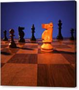Your Move Canvas Print