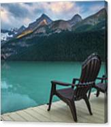 Your Next Vacation Spot Canvas Print