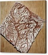 Your Shape - Tile Canvas Print