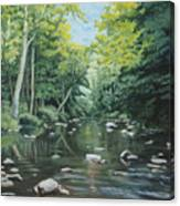 Your Waters Are Purest Canvas Print