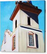 Ysleta Mission Canvas Print