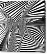 Ytilanigiro Canvas Print