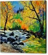 Ywoigne 67 Canvas Print
