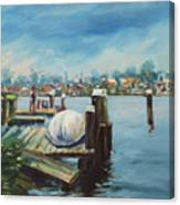 Zaandam Canvas Print