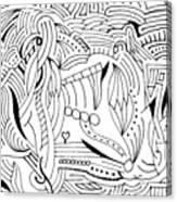 Zackary Canvas Print