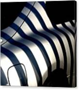 Zebra Motors Canvas Print